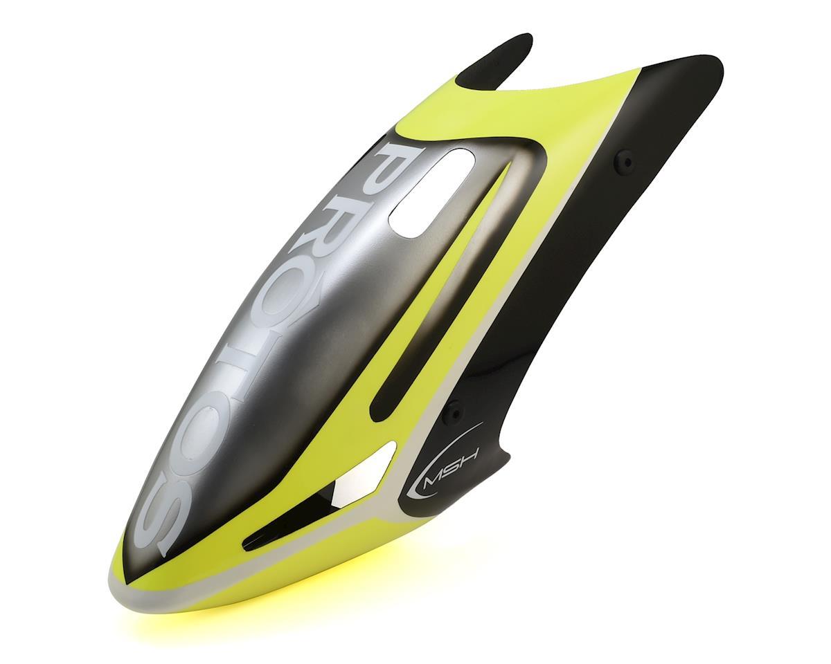 MSHeli Canopy (Yellow)