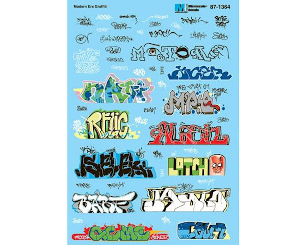 Microscale Industries N Modern Era Graffiti