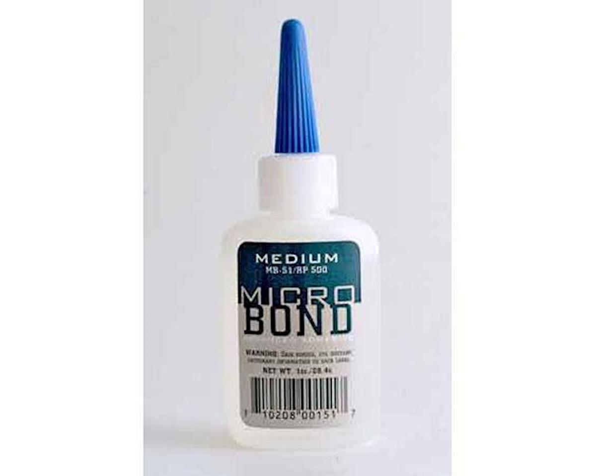 Microscale Industries Micro Bond Solution Medium, 1 oz.
