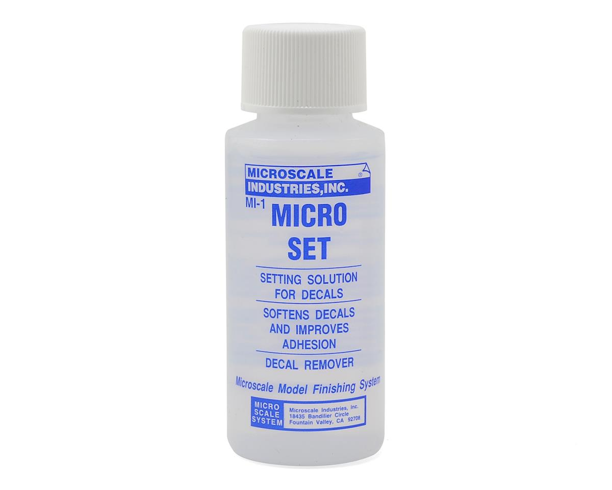 Microscale Industries Micro Set Setting Solution (1oz)