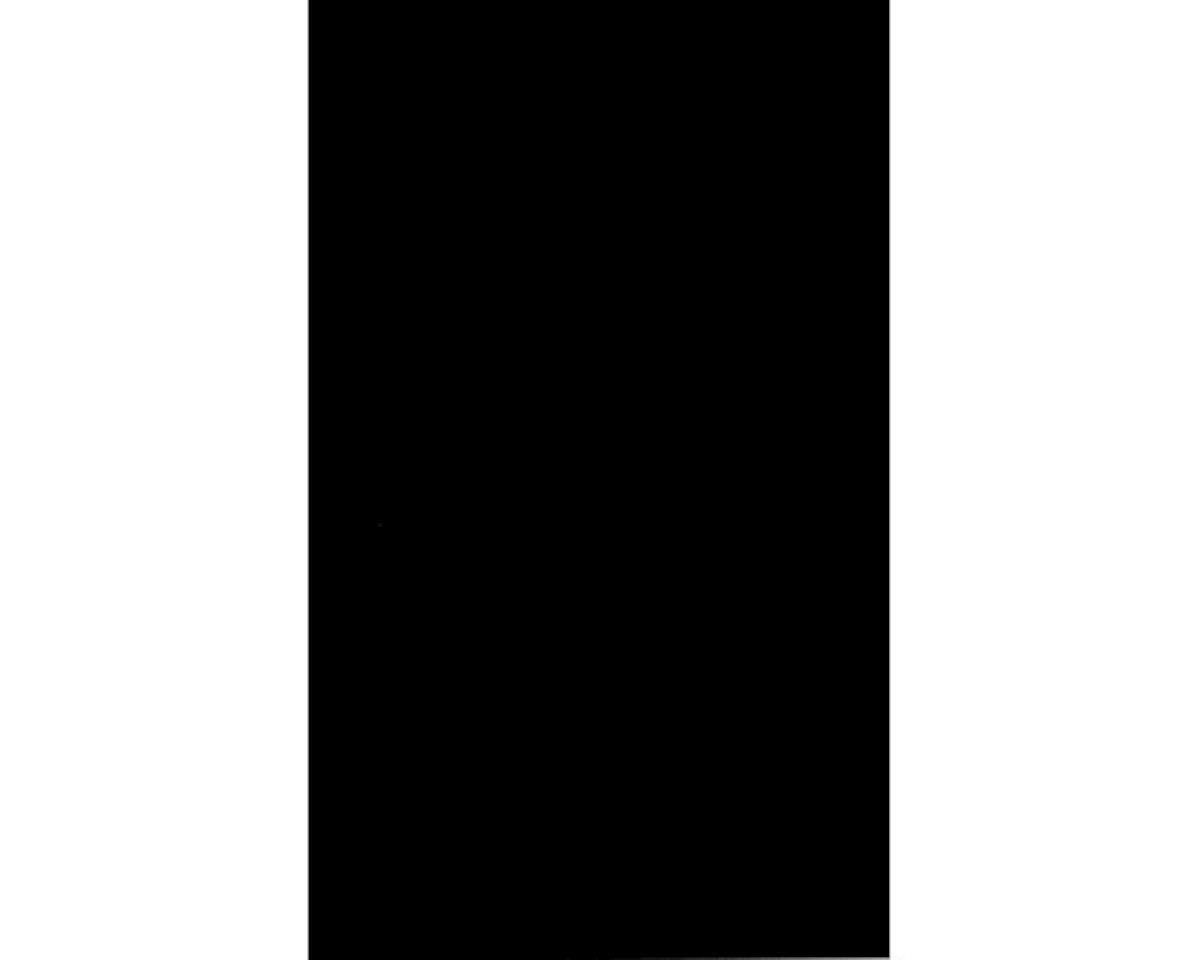 Microscale Industries Trim Film, Flat Black