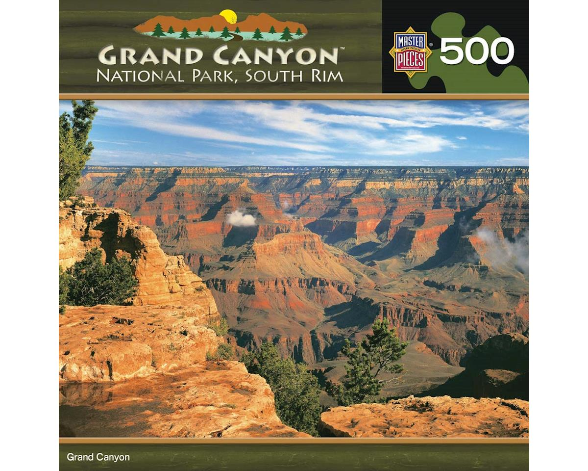 Masterpieces Puzzles & Games 30726 Grand Canyon South Rim 500pcs