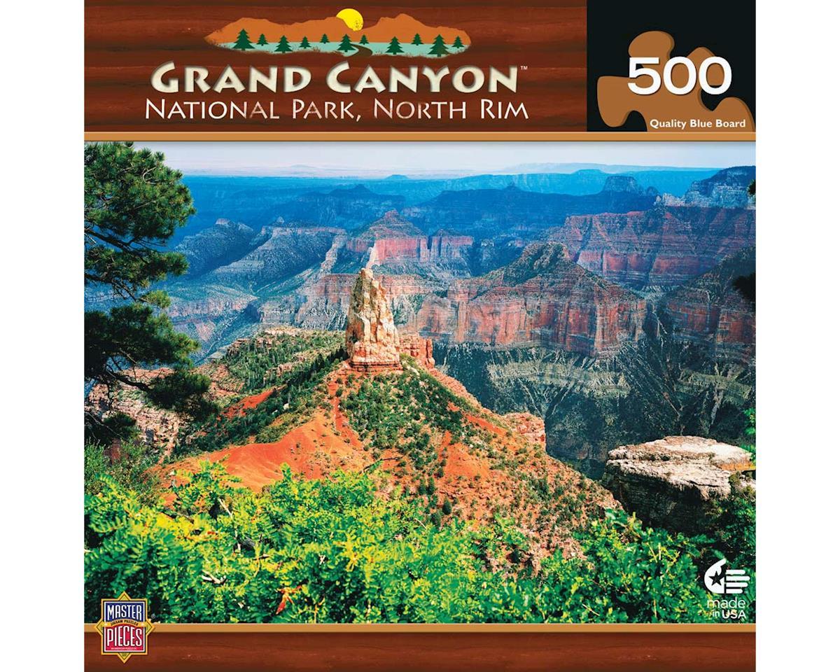 M Studio 30728 Grand Canyon North Rim 500pcs
