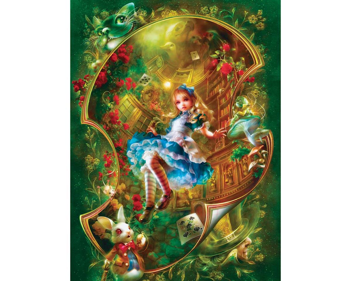 31460 Alice In Wonderland 300EZ by Masterpieces Puzzles & Games