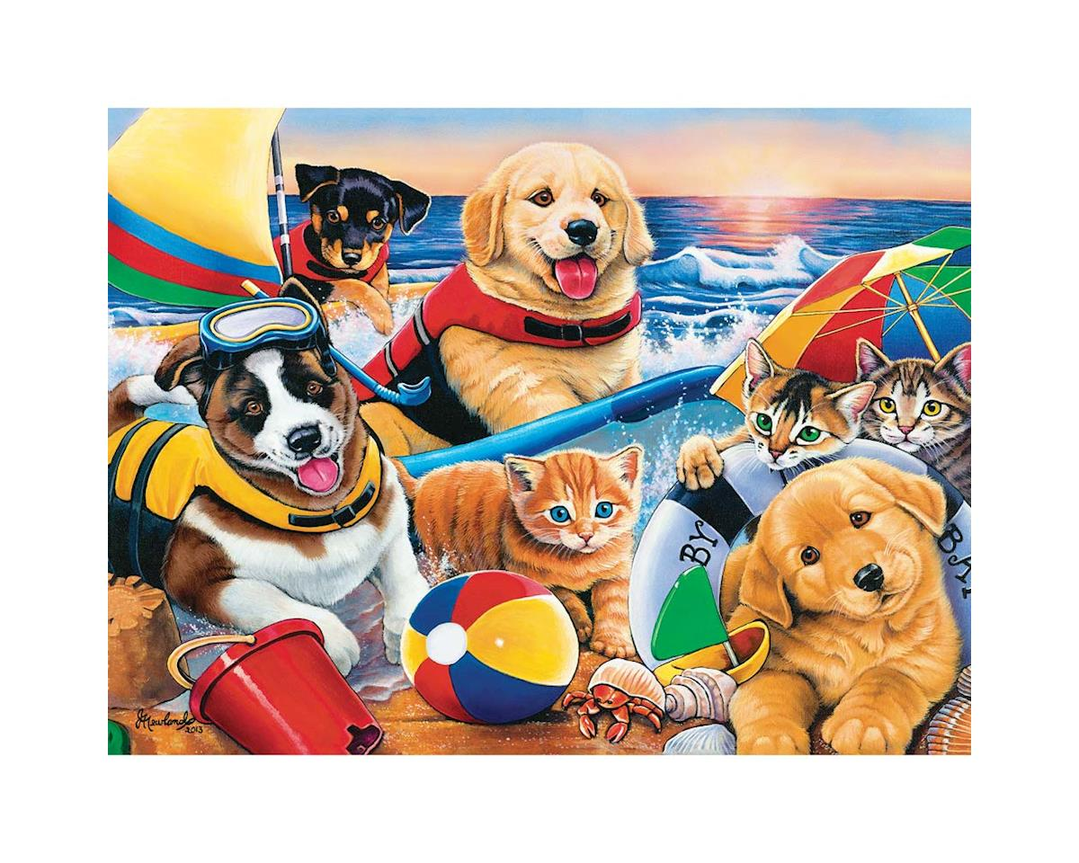31467 Beach Party 300EZ by Masterpieces Puzzles & Games