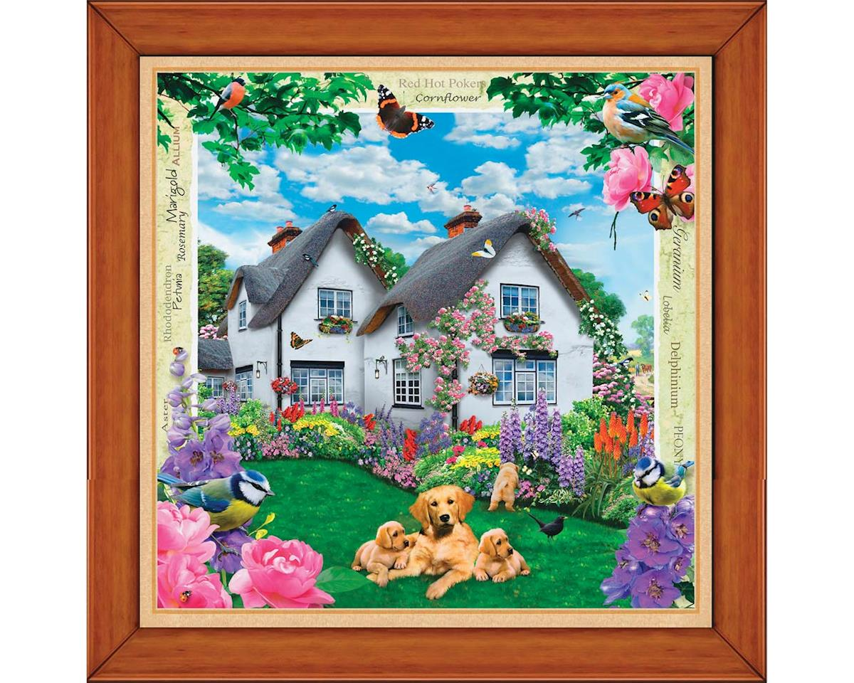 Masterpieces Puzzles & Games 31514 Delphinium Cottage 308pcs