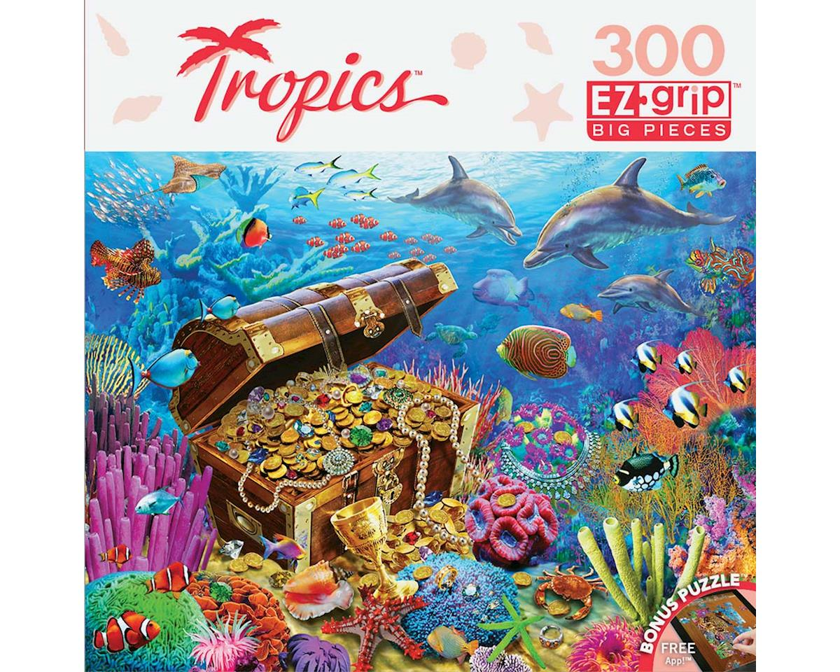 Masterpieces Puzzles & Games 31607 Lost Treasure 300pcs EZ