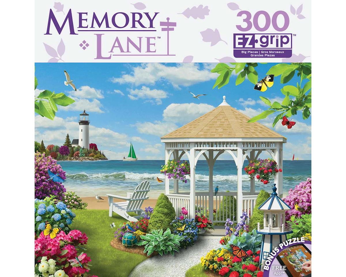 Masterpieces Puzzles & Games 31653 Oceanside View 300pcs EZ
