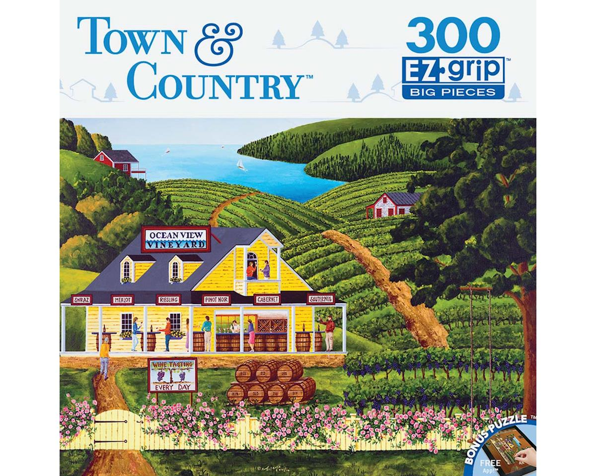 31677 Vineyard Visit 300pcs EZ by Masterpieces Puzzles & Games