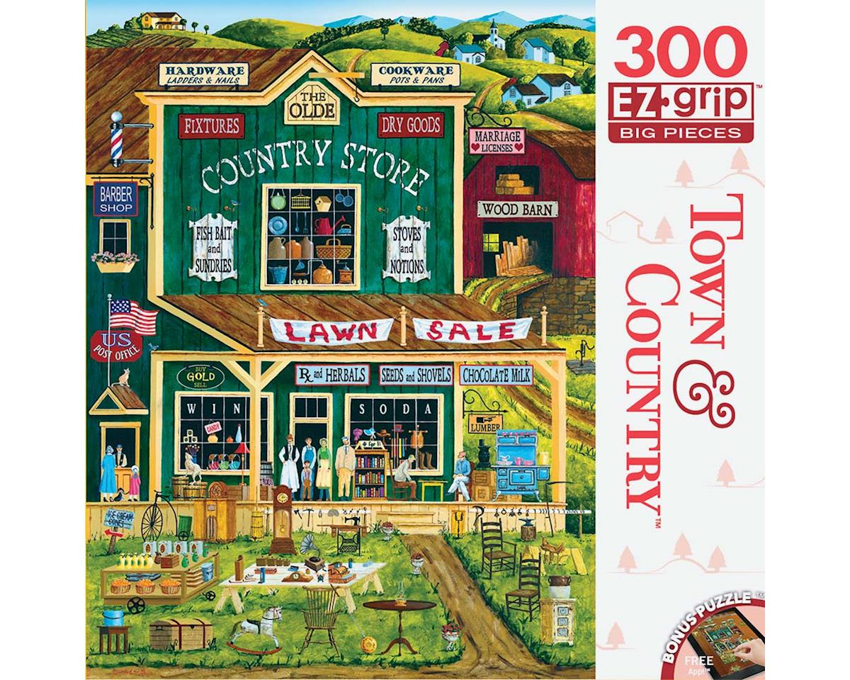 Masterpieces Puzzles & Games 31678 The Old Country Store 300pcs EZ