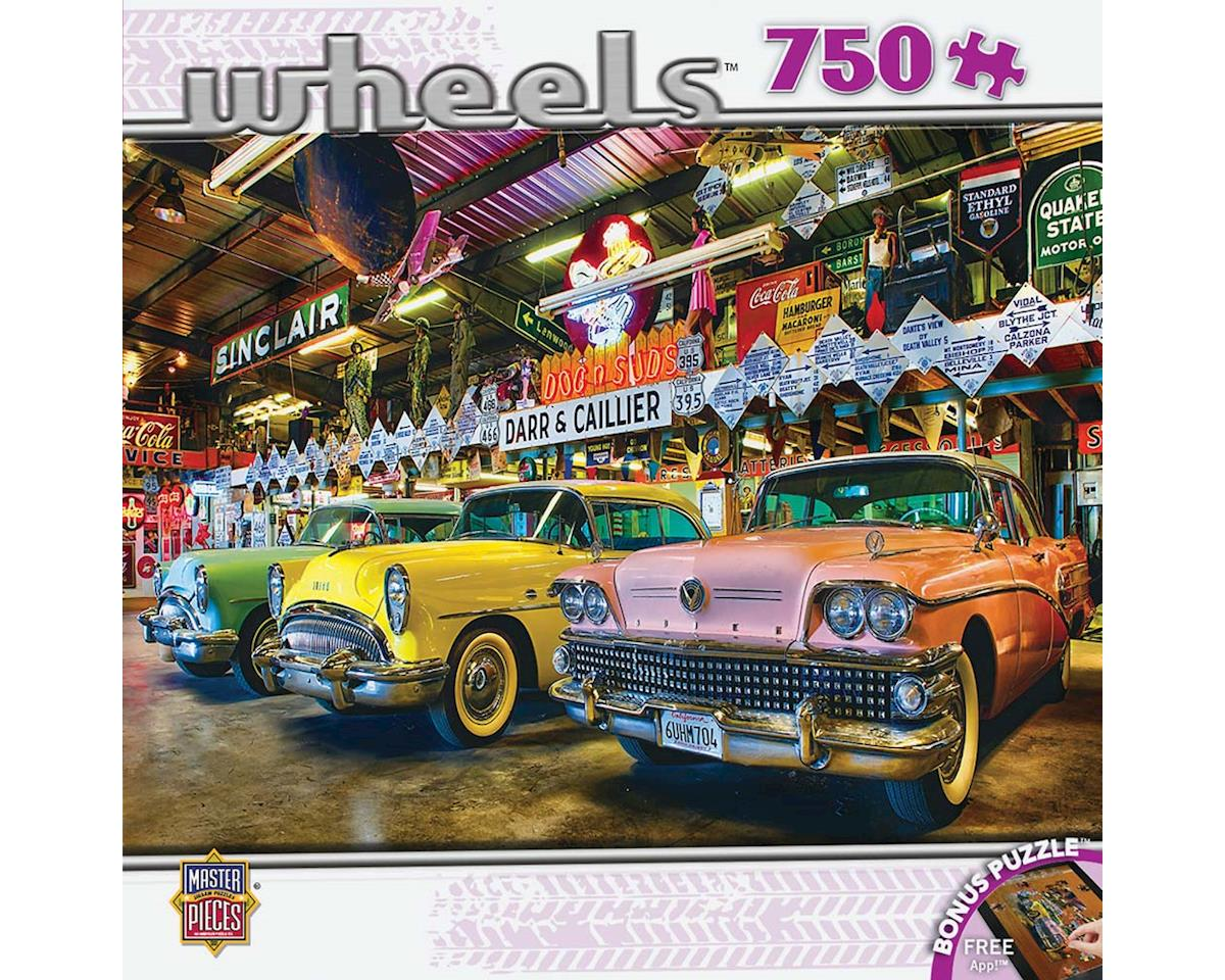 M Studio 31689 Three Beauties 750pcs