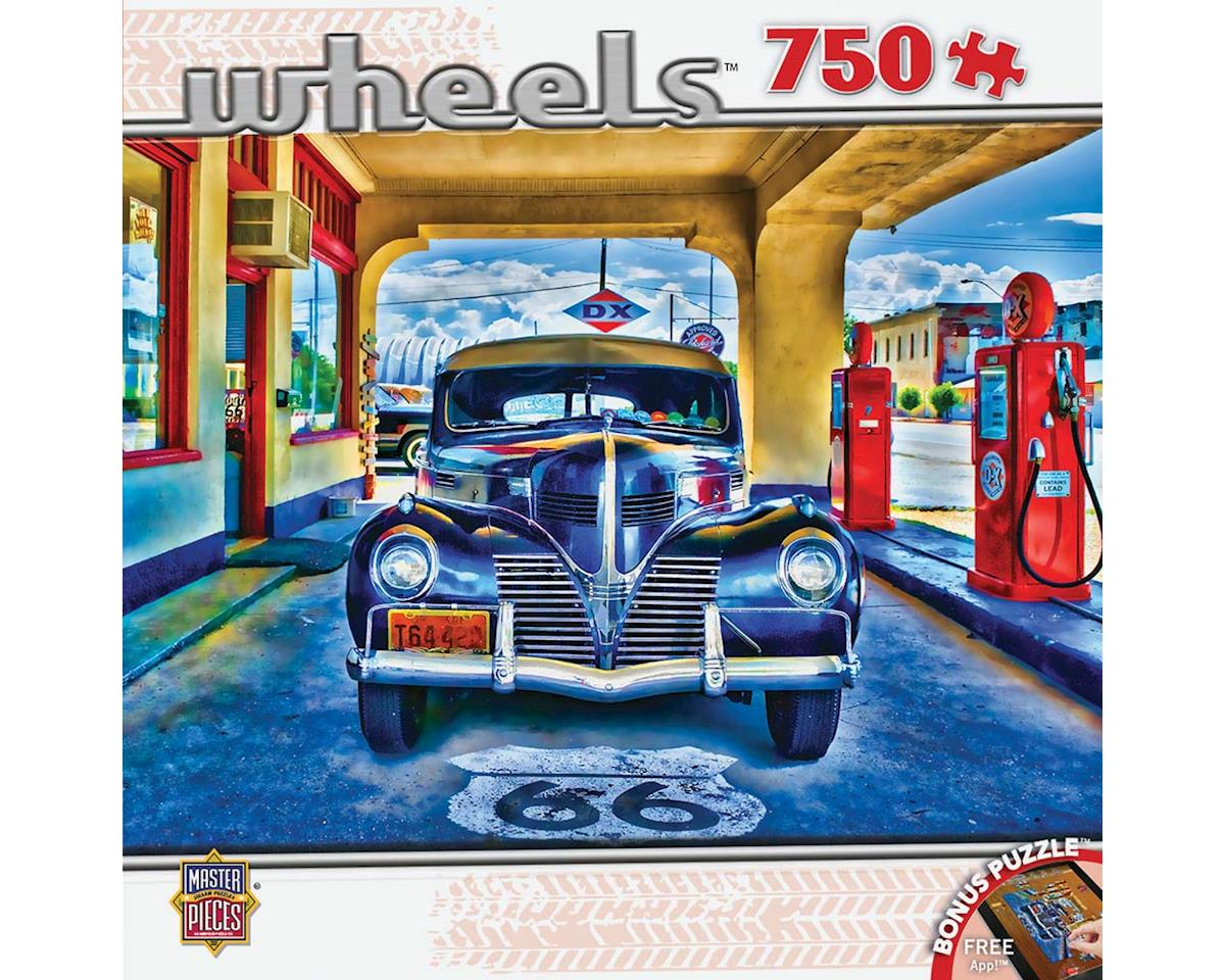 Masterpieces Puzzles & Games 31691 Kicks On Route 66 750pcs