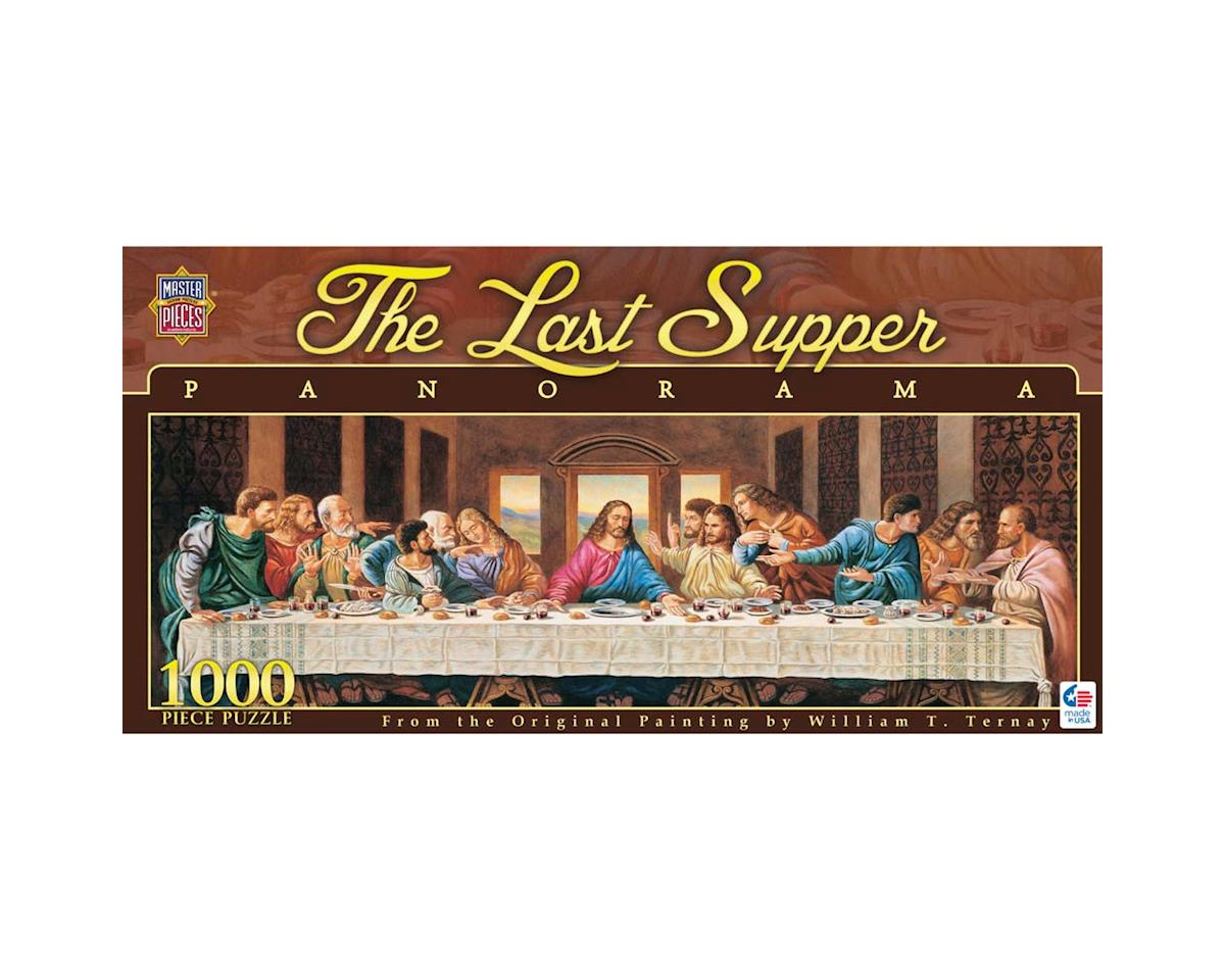 Masterpieces Puzzles & Games 71372 Last Supper 1000pcs Pano