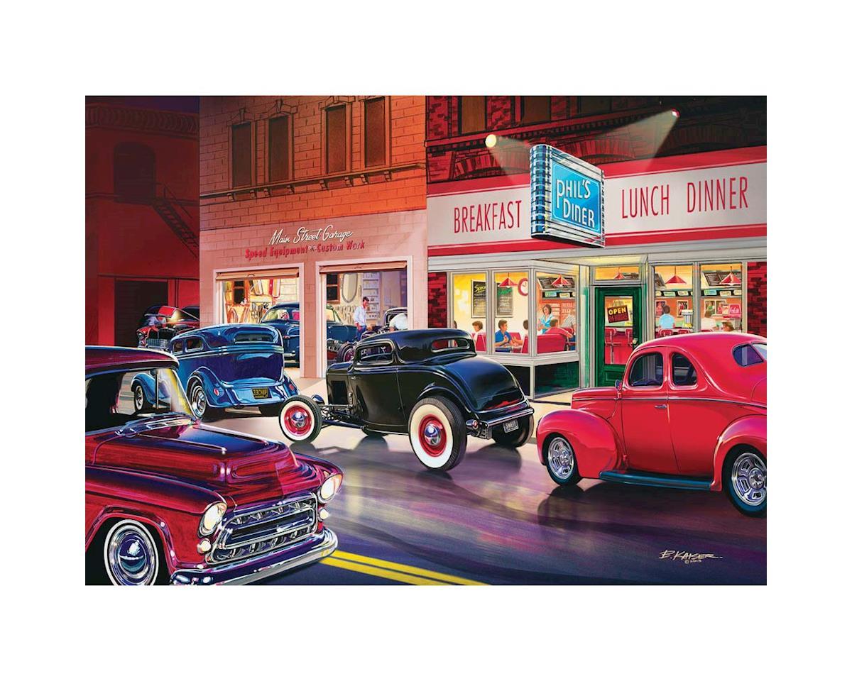 Masterpieces Puzzles & Games 71514 Phil's Diner 1000pcs