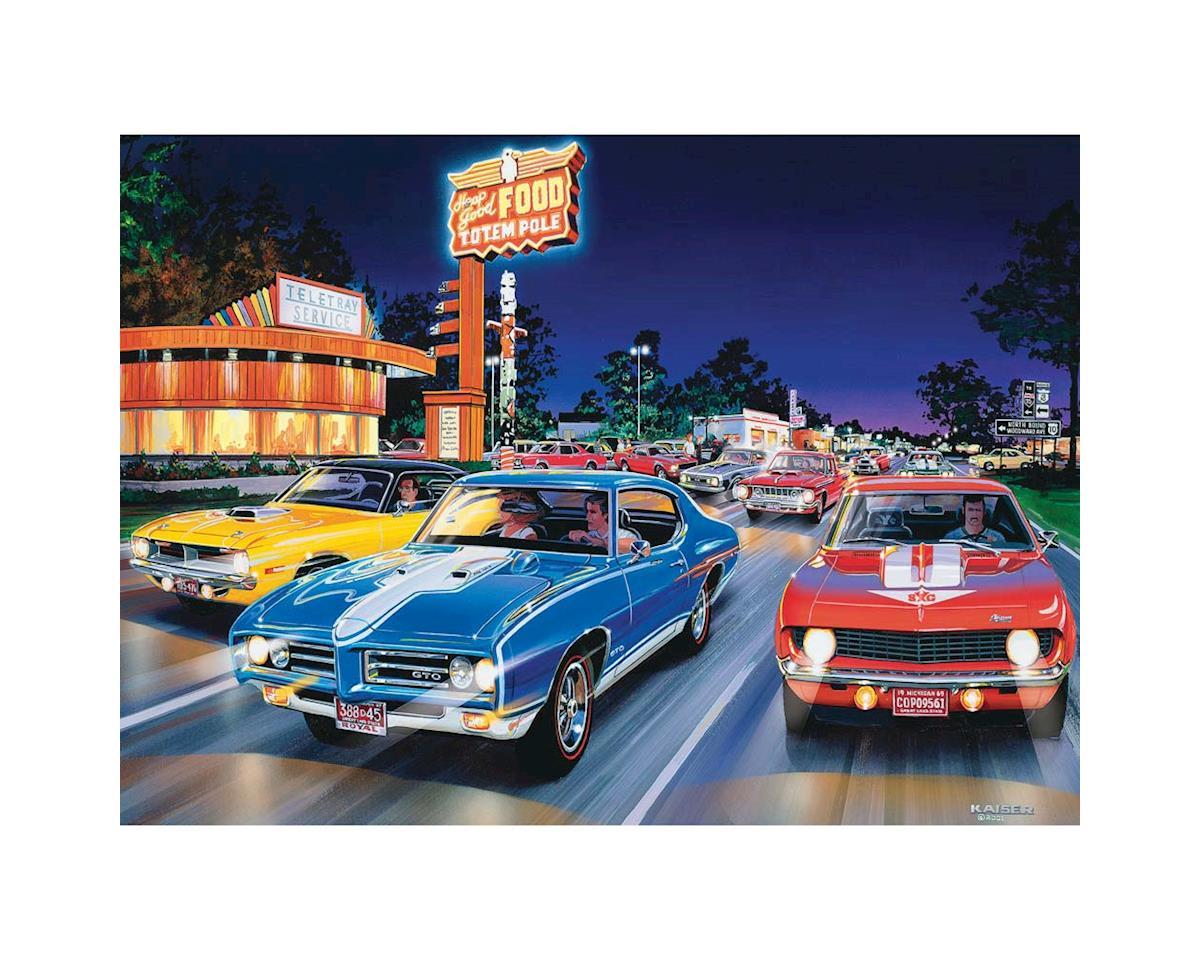 Masterpieces Puzzles & Games 71515 Woodward Avenue 1000pcs