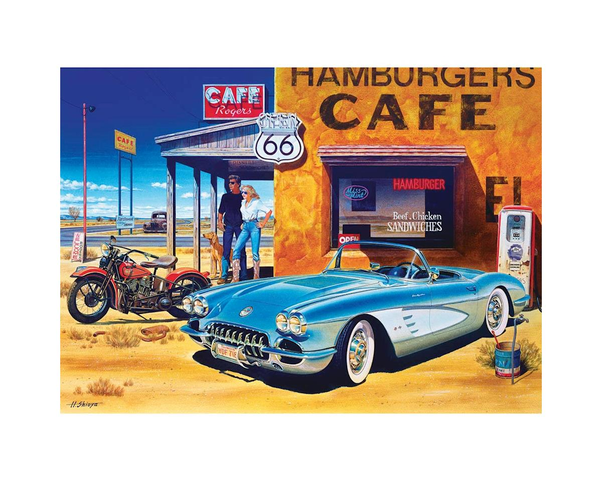71517 Route 66 Cafe 1000pcs by Masterpieces Puzzles & Games