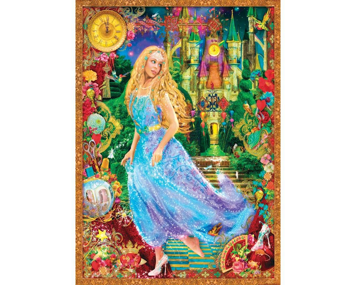 Masterpieces Puzzles & Games 71554 Cinderella's Glass Slipper 1000pcs
