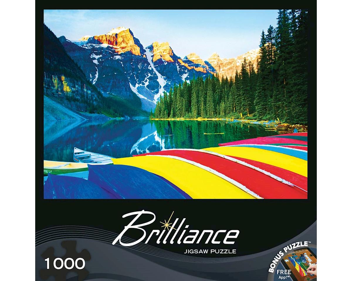 Calm Colors 1000Pcs by Masterpieces Puzzles & Games