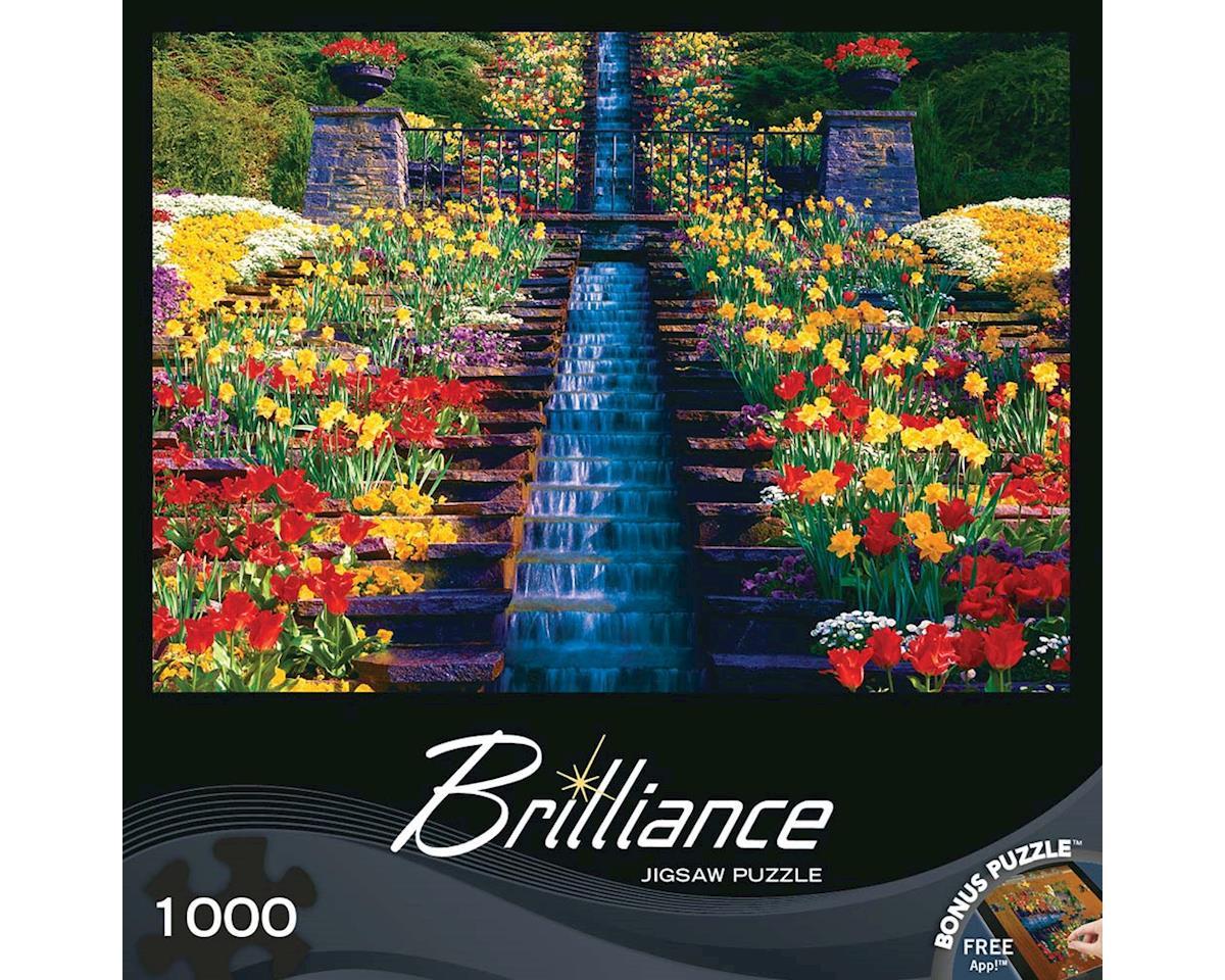 Masterpieces Puzzles & Games Cascading Falls 1000Pcs