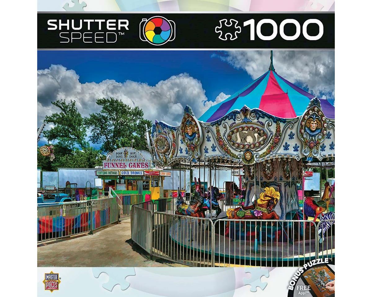 Masterpieces Puzzles & Games Joyride 1000Pcs