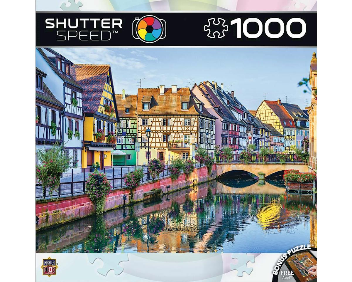Masterpieces Puzzles & Games 71606 Delightful Afternoon 1000pcs