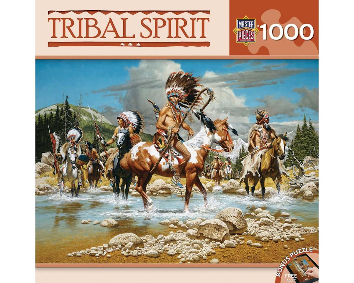 Masterpieces Puzzles & Games 71612 The Chiefs 1000pcs