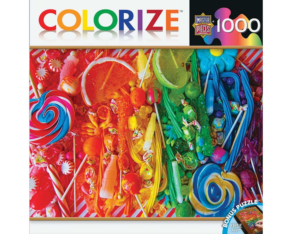 Masterpieces Puzzles & Games 71613 Taste The Rainbow 1000pcs