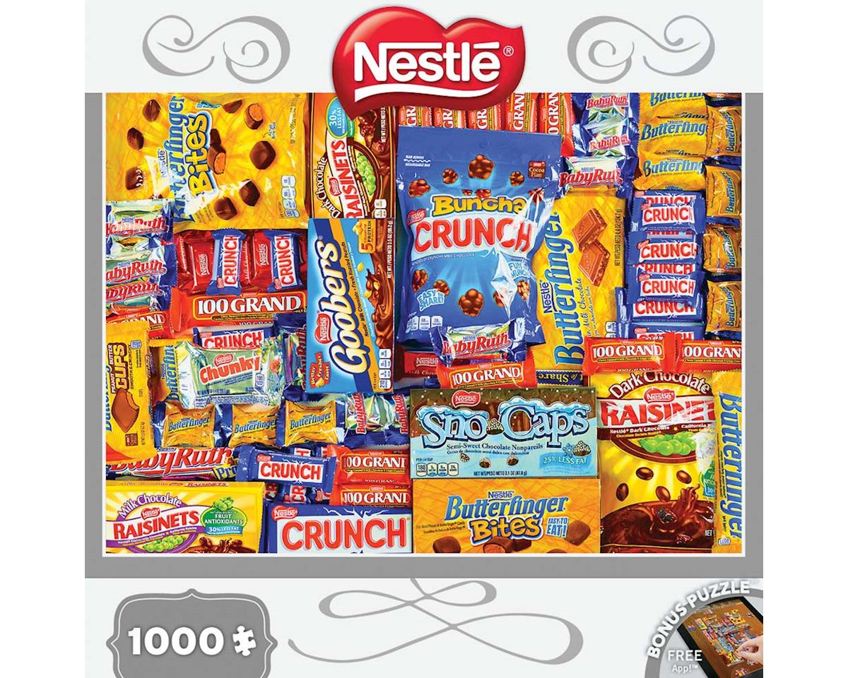71619 Nestle 1000pcs by Masterpieces Puzzles & Games