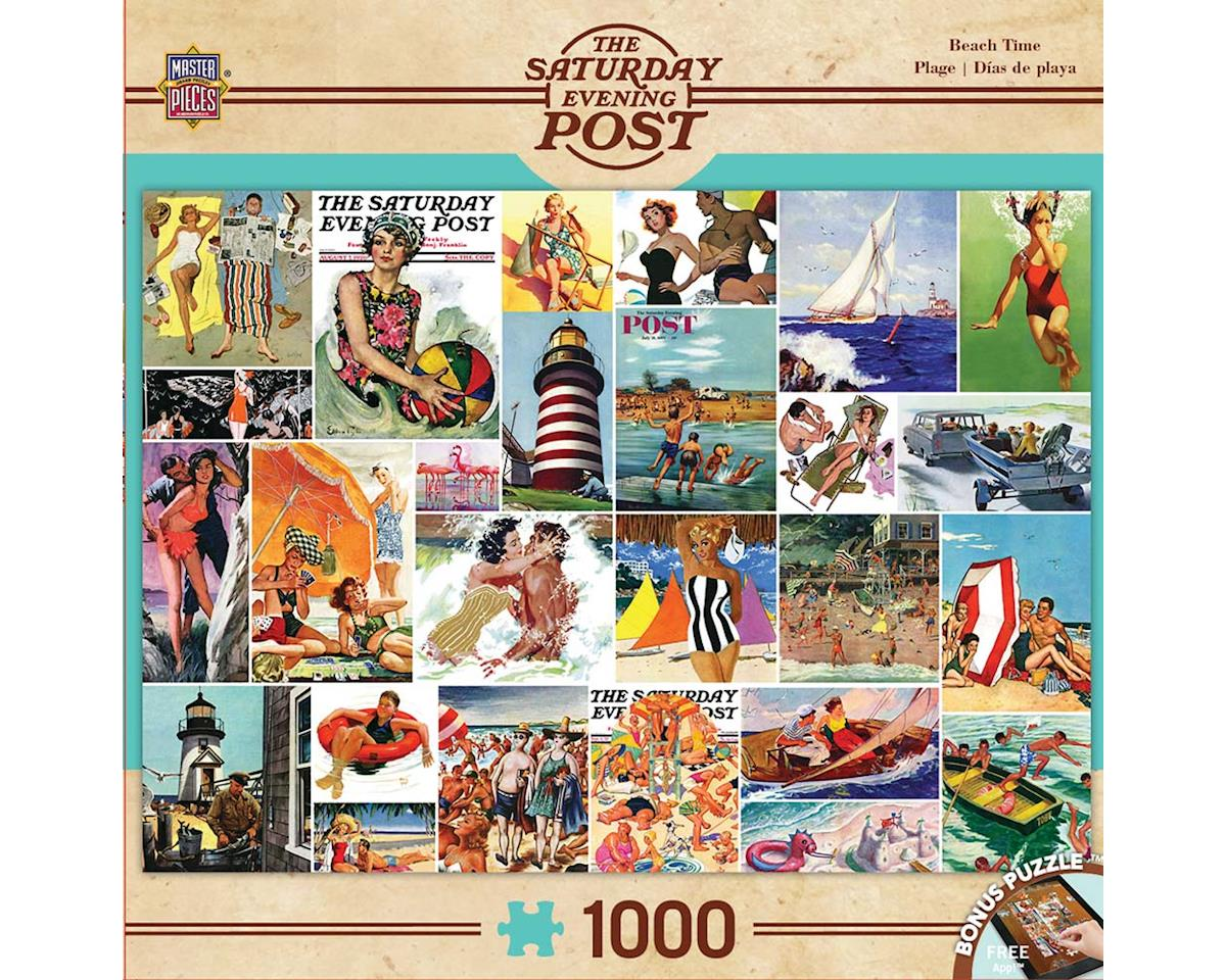 M Studio 71623 Beachtime Collage 1000pcs