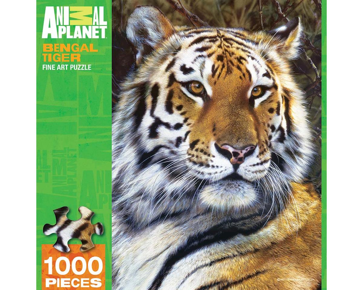 71635 Bengal Tiger 1000pcs by Masterpieces Puzzles & Games