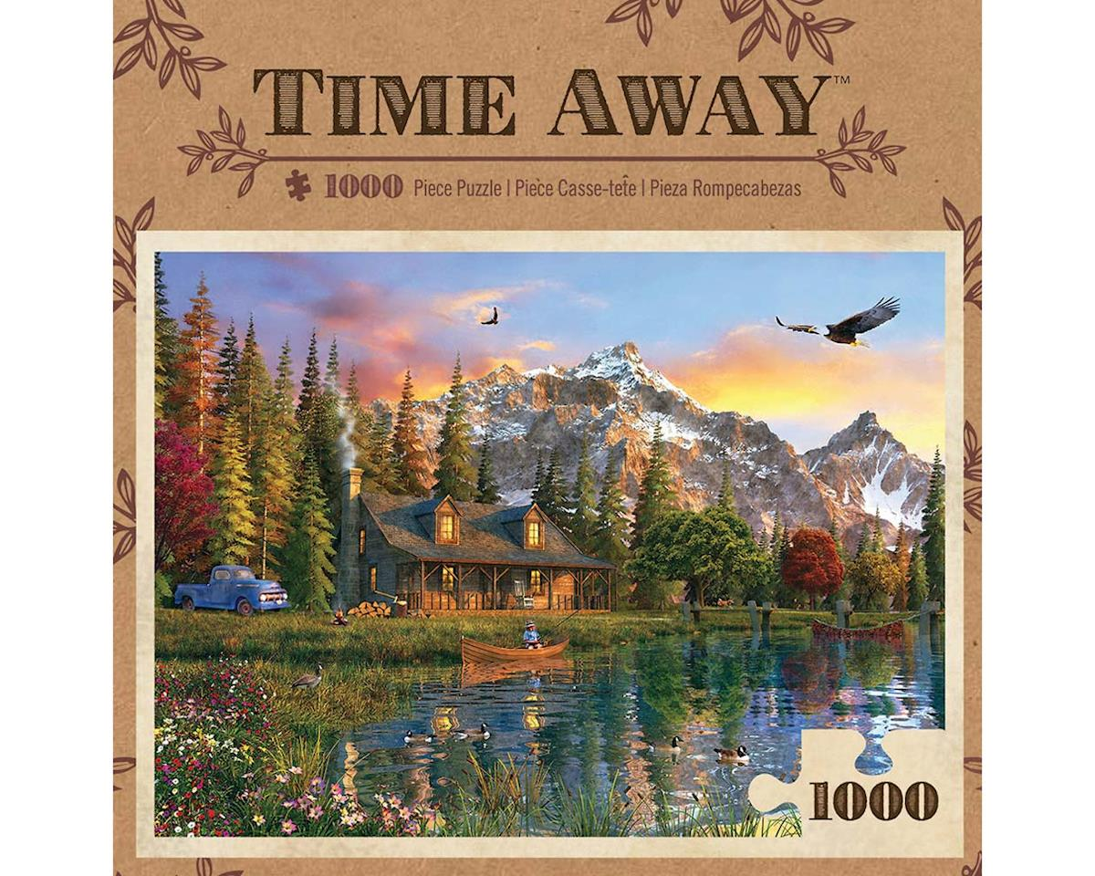 Masterpieces Puzzles & Games 71638 Eagle View 1000pcs