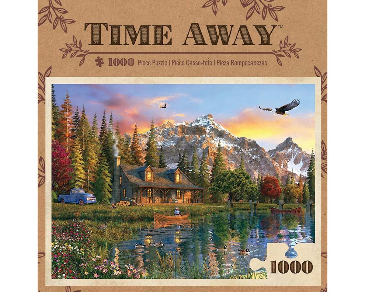 Masterpieces Puzzles & Games 71638 Eagle View 1000pcs