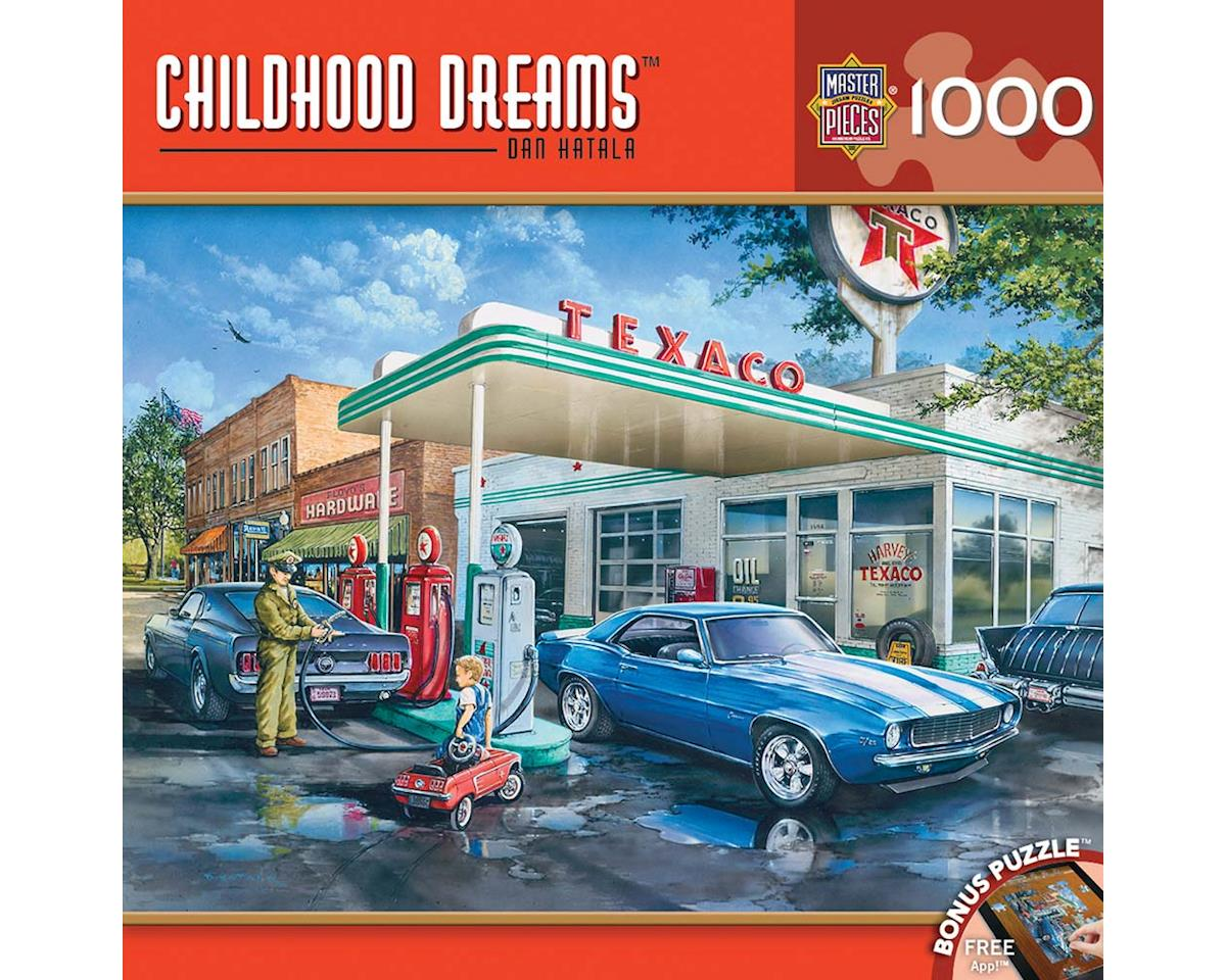 Masterpieces Puzzles & Games 71646 Pop's Quick Stop 1000pcs