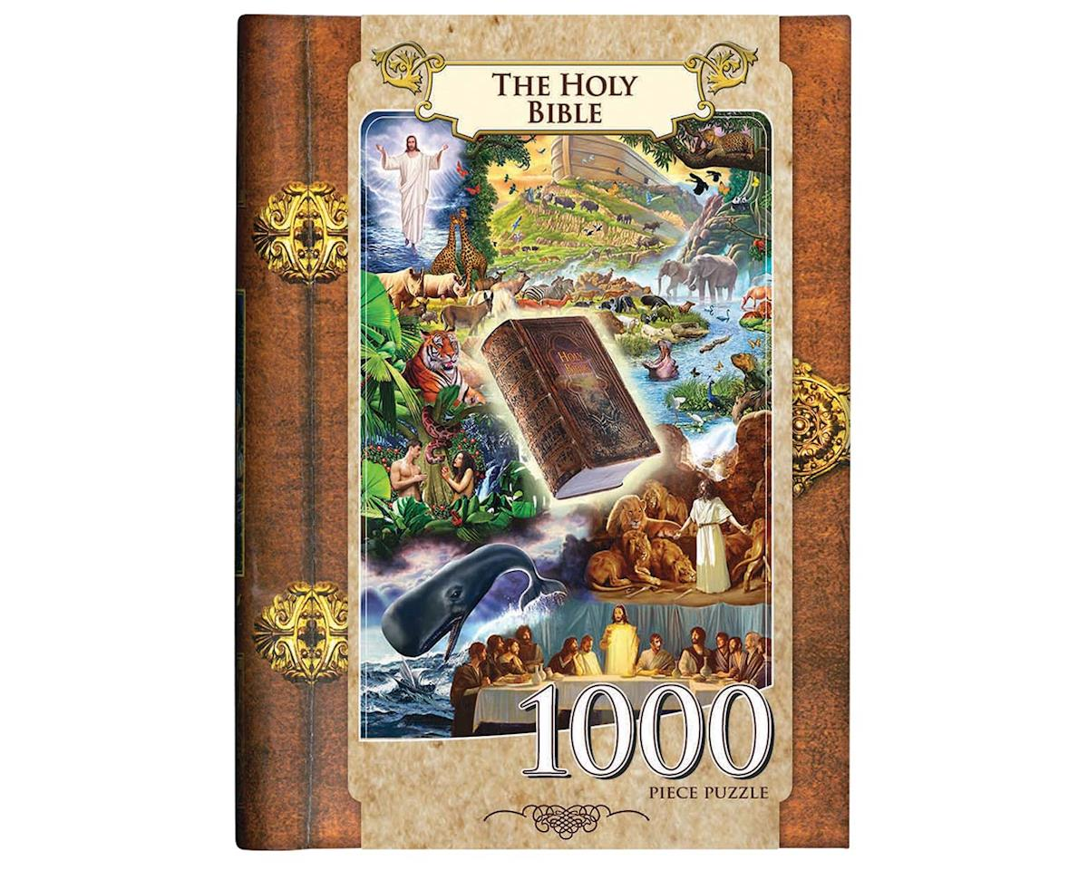 Masterpieces Puzzles & Games 71658 The Holy Bible 1000pcs