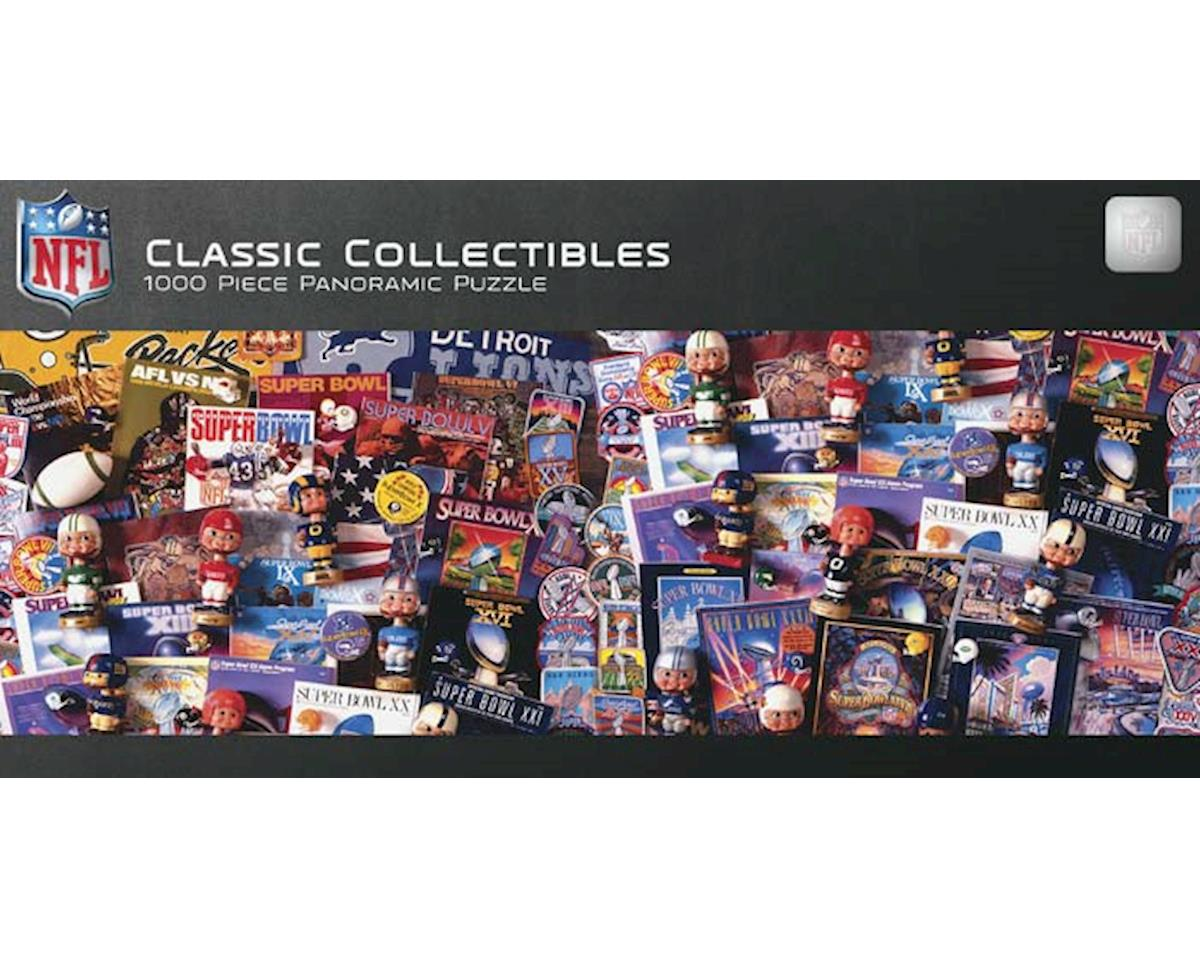 Masterpieces Puzzles & Games 91445 NFL Classic Collectibles 1000pcs