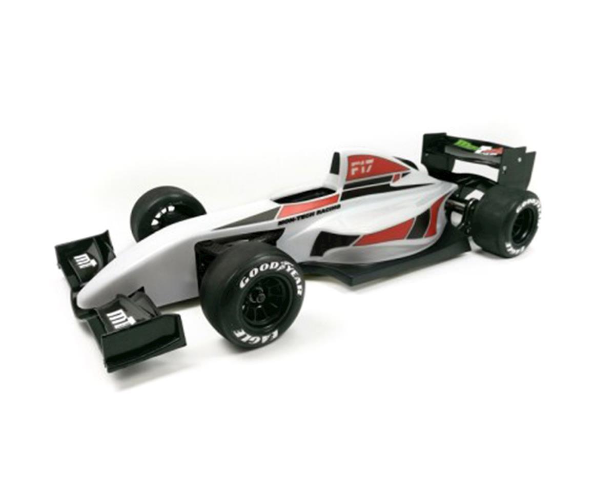 Mon-Tech F17 Formula 1 Body (Clear)