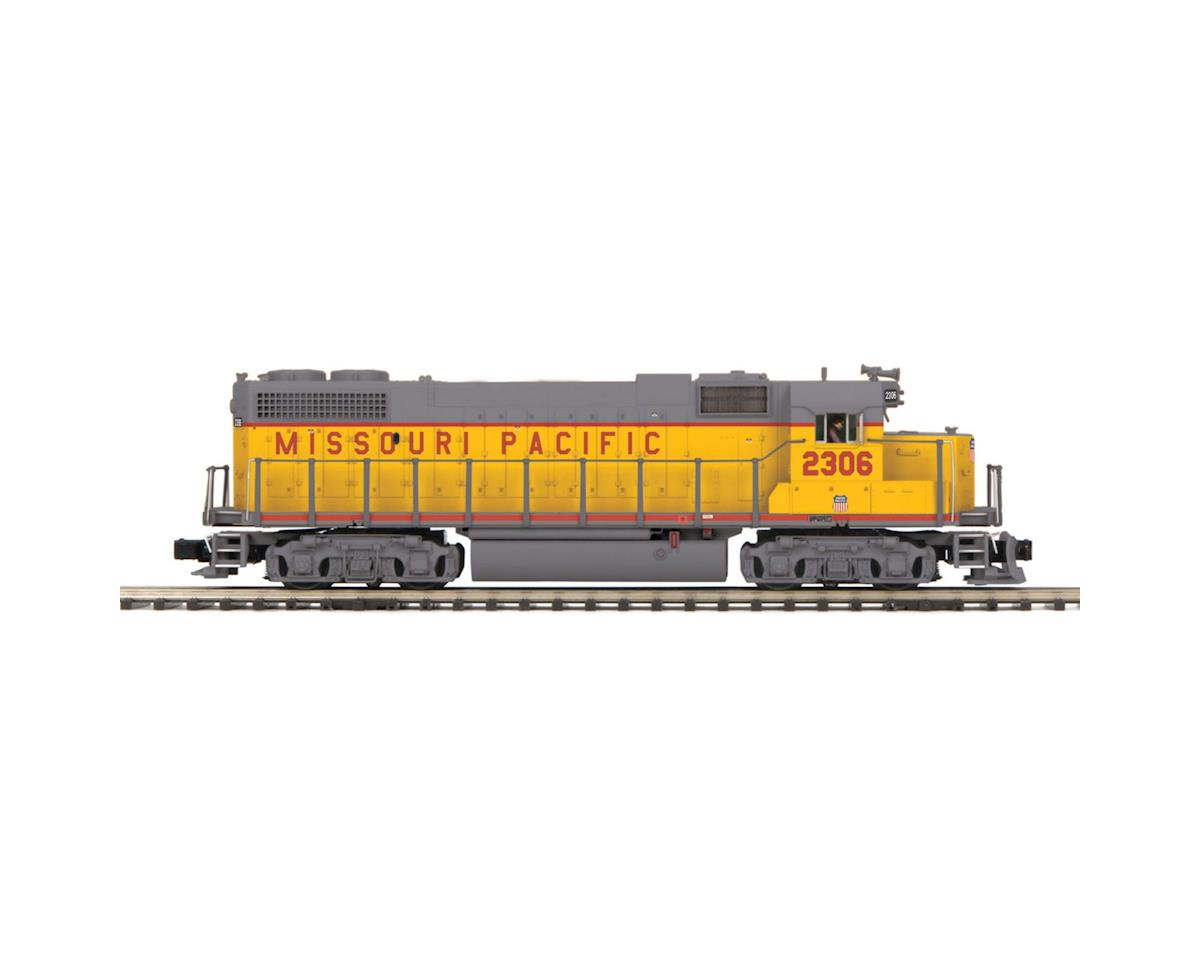 MTH Trains O Hi-Rail GP38-2 w/PS3, MP #2