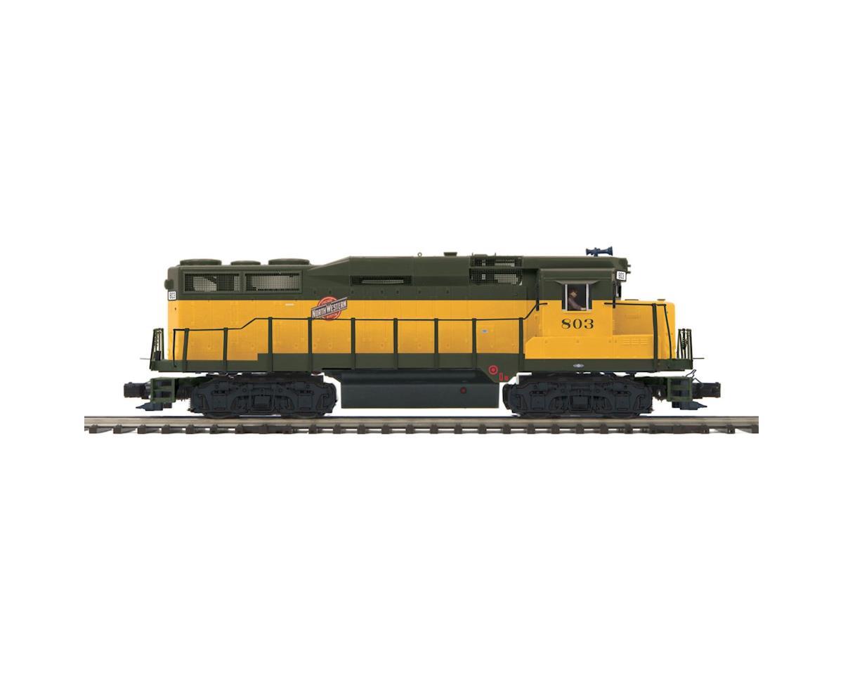 MTH Trains O GP30 w/PS3, C&NW #1