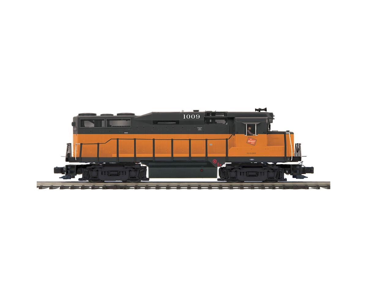 O GP30 w/PS3, MILW #1 by MTH Trains