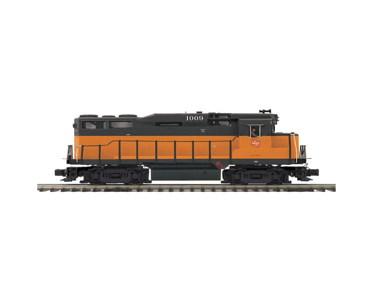 MTH Trains O GP30 w/PS3, MILW #1
