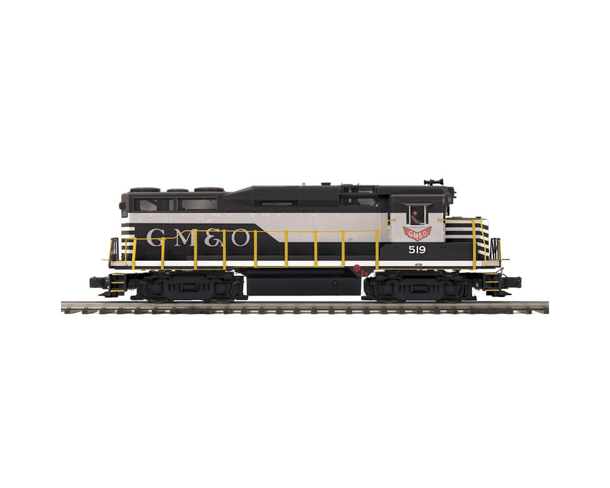 MTH Trains O GP30 w/PS3, GM&O #1