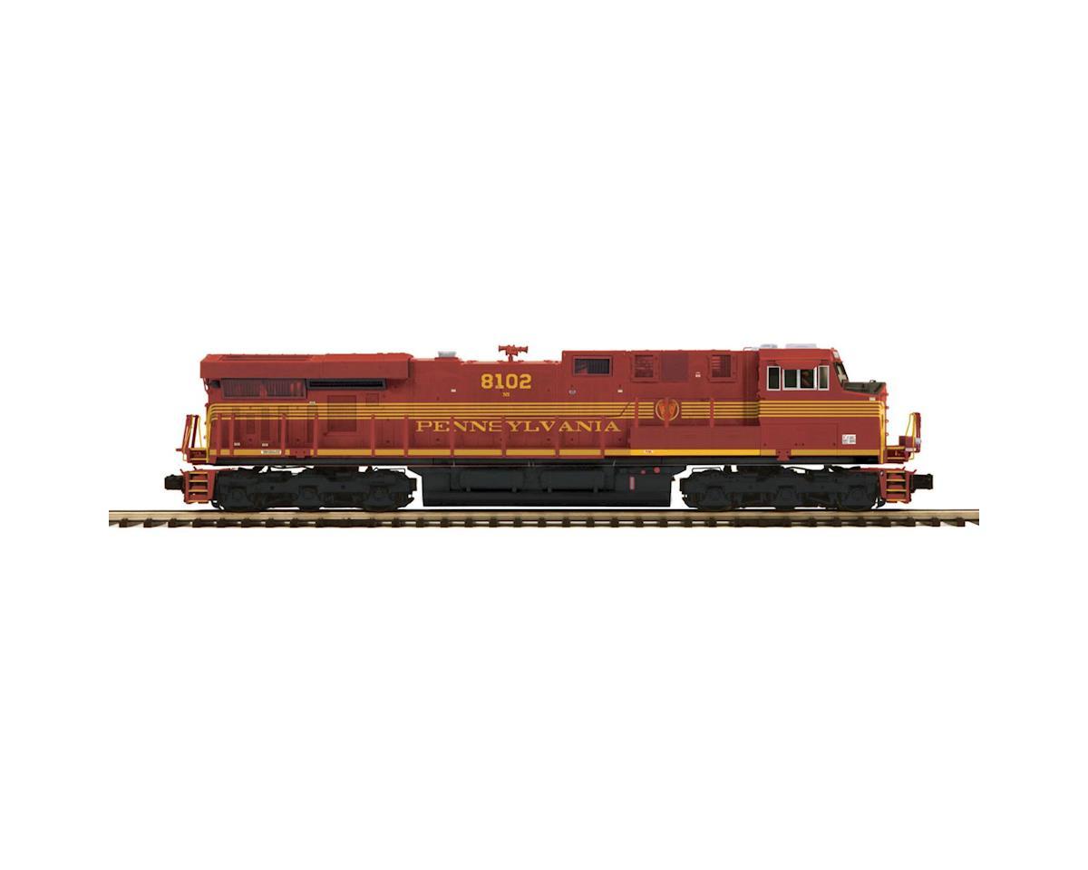 MTH Trains O Hi-Rail ES44AC w/PS3, PRR