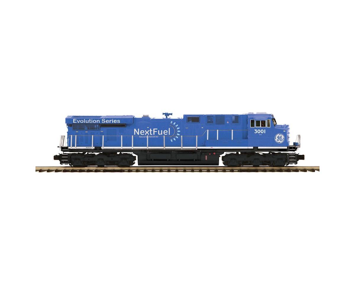 MTH Trains O Hi-Rail ES44AC w/PS3, GE/Next Fuel