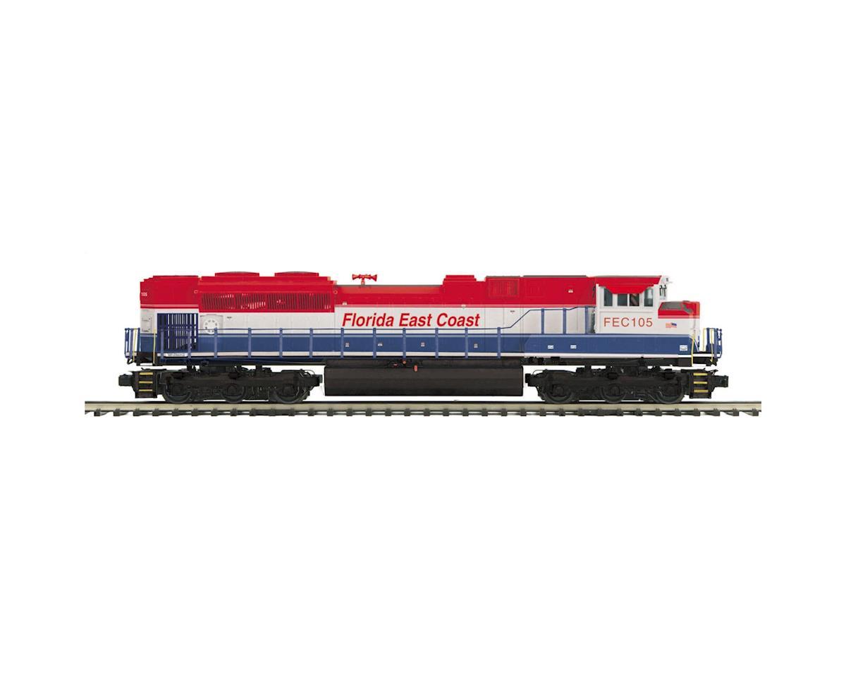 MTH Trains O Hi-Rail SD70M-2 w/PS3, FEC
