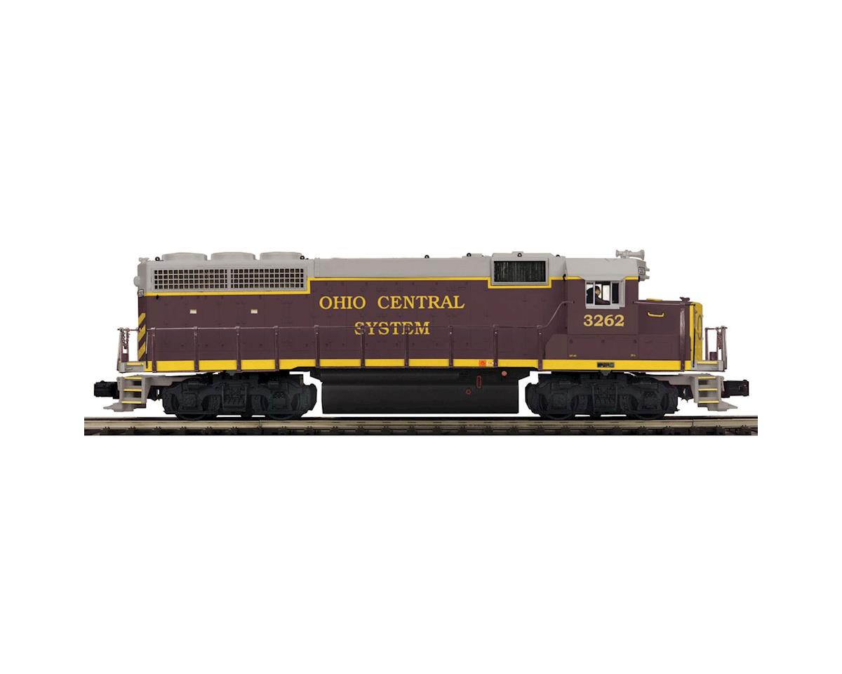 MTH Trains O Hi-Rail GP40 w/PS3, OHCR #1