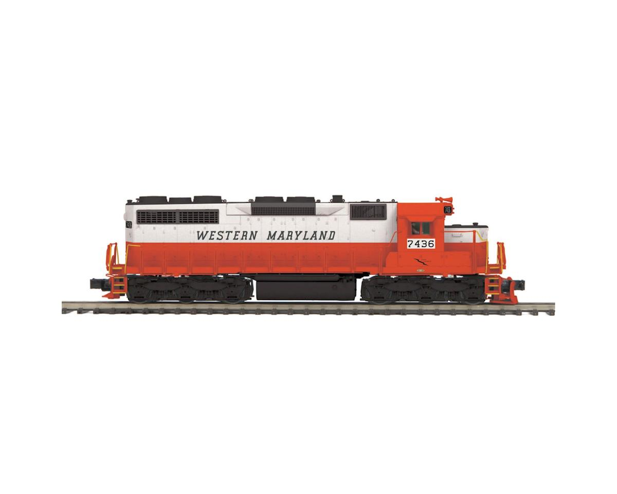 MTH Trains O Hi-Rail SD35 w/PS3, WM #2