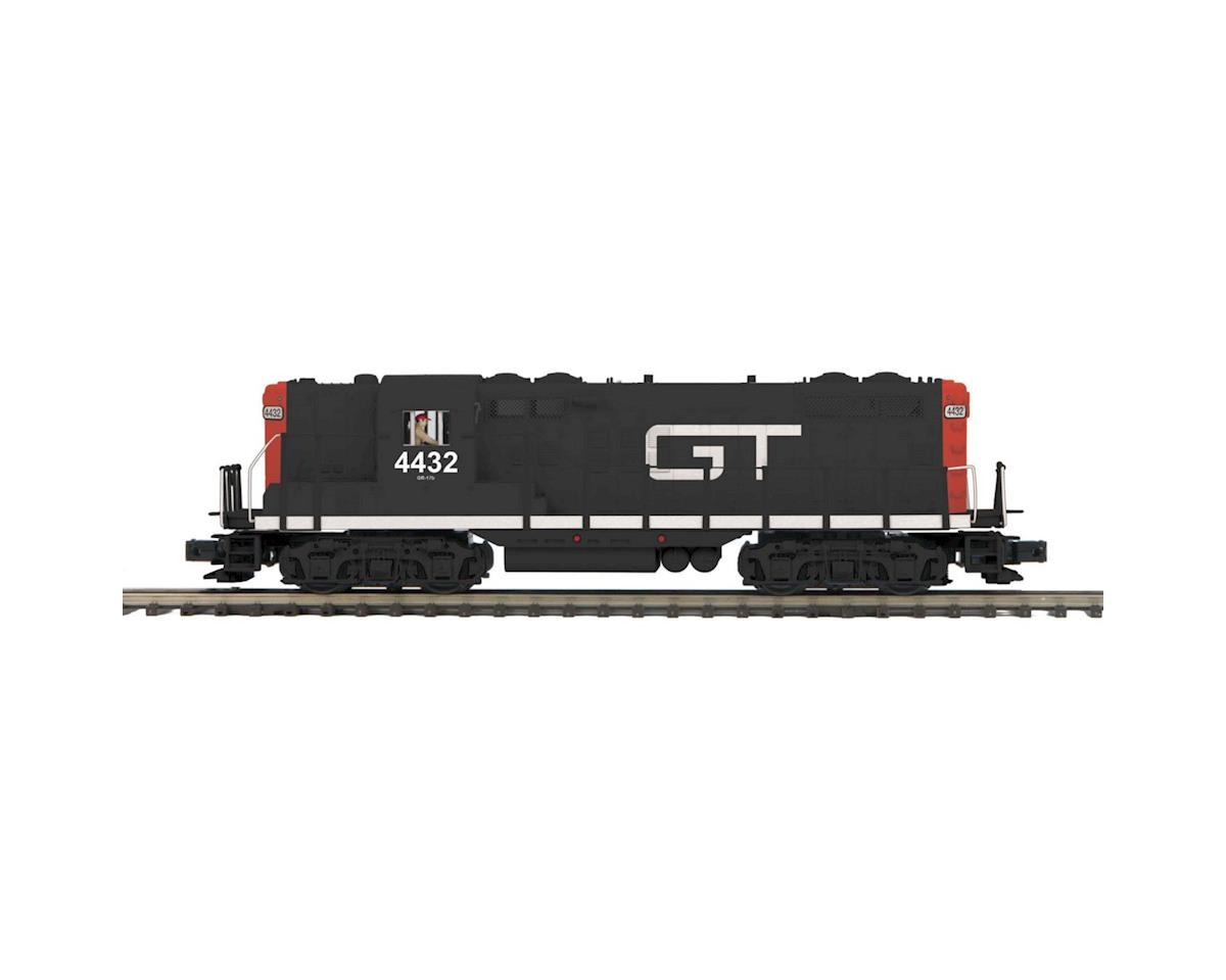 MTH Trains O GP9 w/PS3, GTW #1