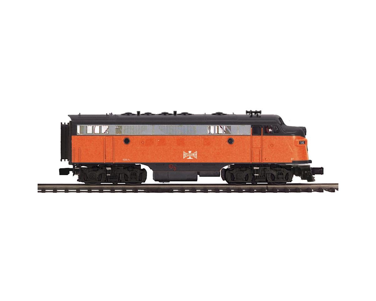 MTH Trains O Hi-Rail F7A w/PS3, B&LE #2