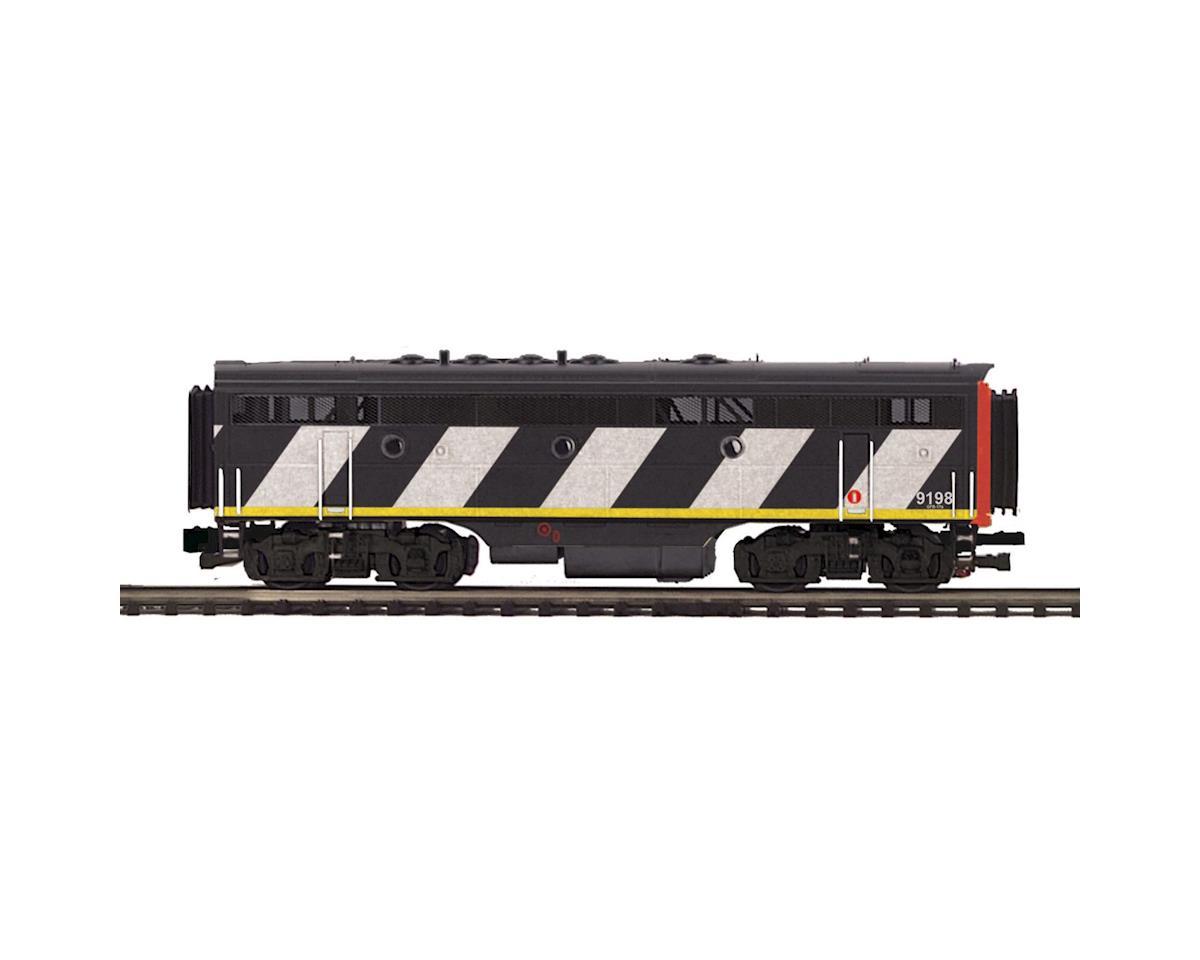 MTH Trains O Hi-Rail F7B Dummy, CN #1