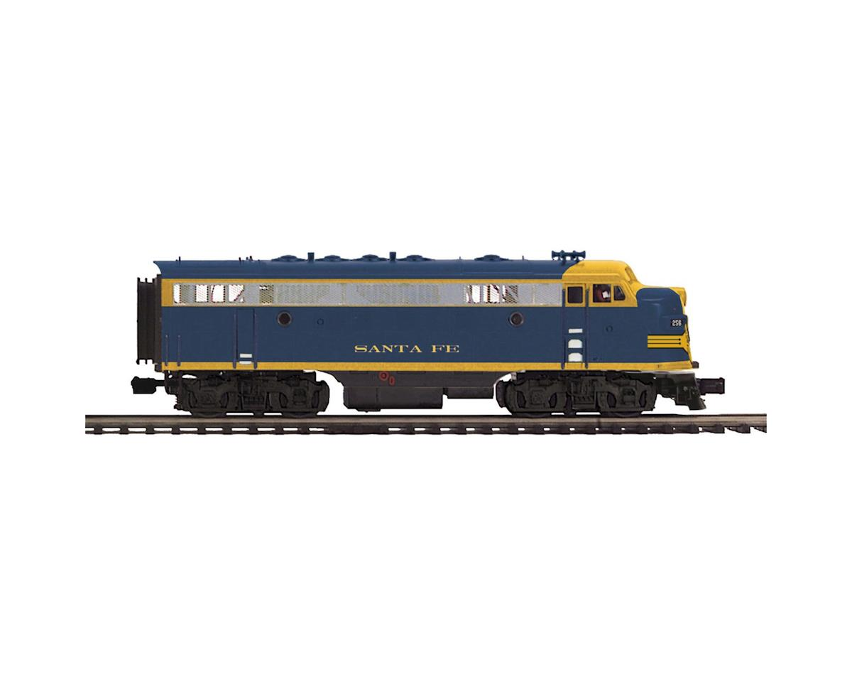 MTH Trains O Hi-Rail F7A w/PS3, SF #1